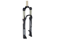 RockShox Reba RLT Solo Air fourche vtt 1 1/8 pouces, 120 mm, pousser Loc noir